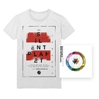 "Silent Planet ""Everything Was Sound"" CD/T-Shirt Bundle"