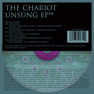 The Chariot - Unsung EP